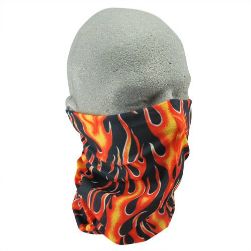 Classic Flames Motley Tube - One Size
