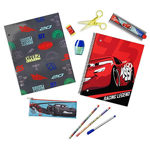 Disney Cars 3 Stationery Supply Kit ()