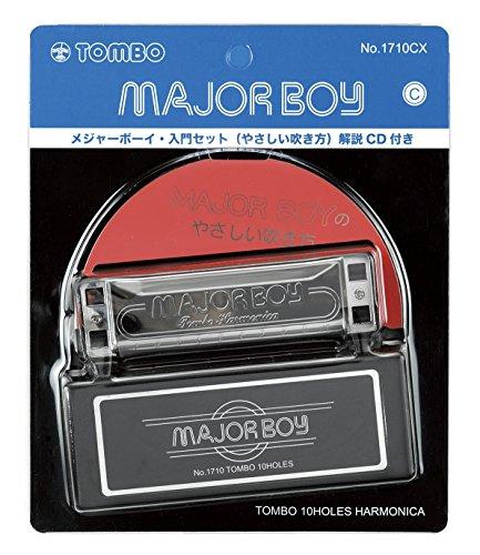 Major principiantes set introductoria Libélula Boy (con CD)