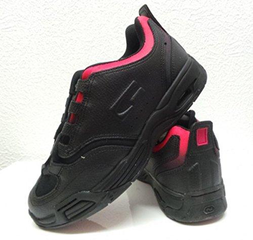 Globe Skateboard Schuhe Kovac Black /Red
