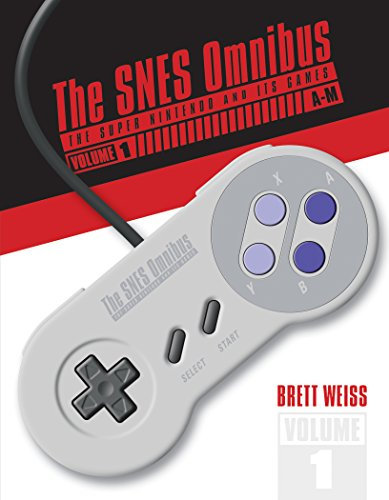 Price comparison product image The SNES Omnibus: The Super Nintendo and Its Games, Vol. 1 (A-M)