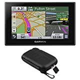 Garmin nuvi 2599LMTHD Case Bundle Includes: nuvi 2599LMTHD Advanced Series 5'' GPS Navigation System with Bluetooth, Lifetime Maps, & HD Digital Traffic, and Garmin Nuvi 5 inch Protect, Stow and Carry Case
