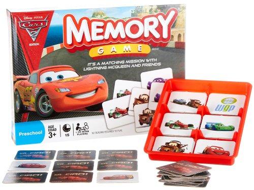 Disney.Pixar Car 2 Memory Game