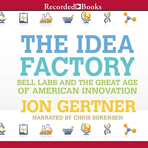 Pdf Transportation The Idea Factory: Bell Labs and the Great Age of American Innovation