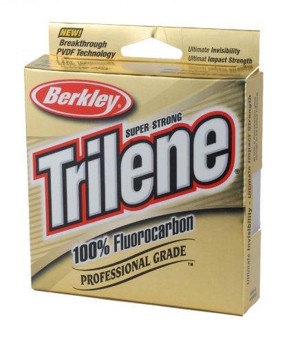 Berkley Trilene Professional Grade Fluorocarbon 200 Yd Pony Spool(25-Pound,Green Tint), Outdoor Stuffs