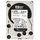 Western Digital Caviar Black 2 TB SATA III 7200 RPM 64 MB Cache Bulk/OEM Internal Desktop Hard Drive - WD2002FAEX (Certified Refurbished)