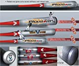 Vikram Sports 2018 Phantom Tee Ball Bat 26 Inch 14 oz (-12) made from 7046 Plus Aerospace Alloy by at Factory Direct Price//Tee Ball Sticker will be mailed to you separately