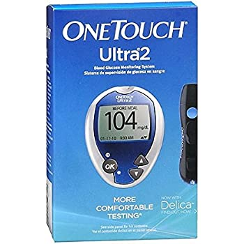 Amazon Com Onetouch Verio Blood Glucose Flex System Kit