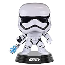 Funko Pop! Star Wars: Ep7 - Fn-2199 Trooper
