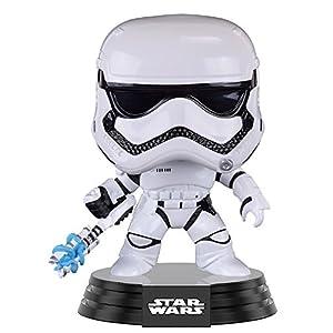 Funko POP Star Wars: Episode 7: The Force Awakens Figure – FN-2199 Trooper,Black,white,3.75 inches