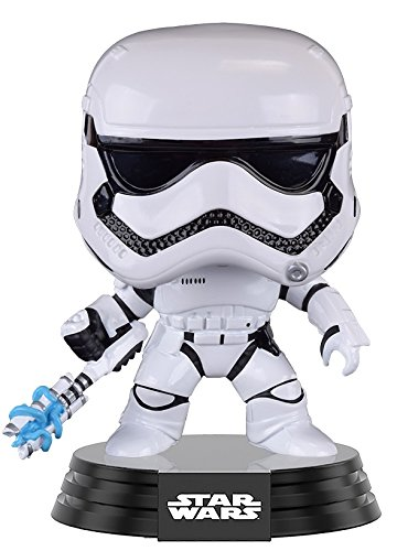 Funko Pop! - Bobble Star Wars E7 TFA FN-2199 Riot Trooper (9620)