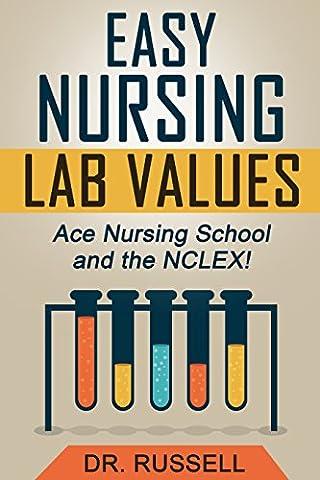 EASY Nursing Lab Guide (Ace Nursing School and the NCLEX®!) (Saunder Pn 2015)