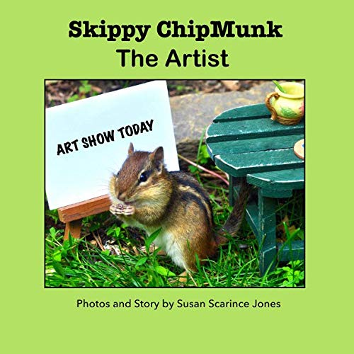 Skippy ChipMunk The Artist