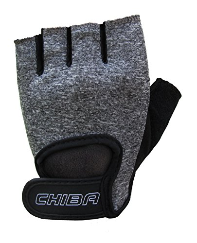 Chiba Lady Power Fitness Gloves, Unisex, Lady Power