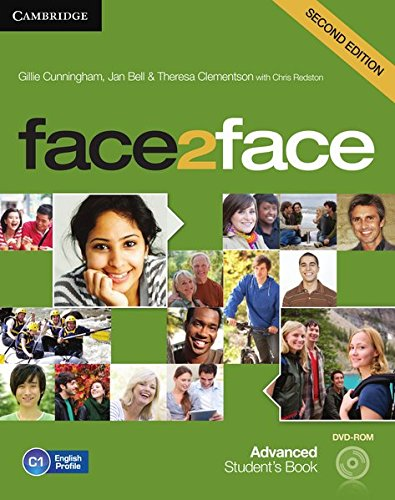 face2face (2nd edition): Advanced. Student's Book with DVD-ROM