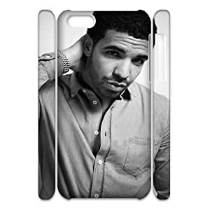D-PAFD Customized 3D case Drake for iPhone 5C