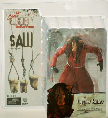 Neca Classics figurine Jigsaw Killer