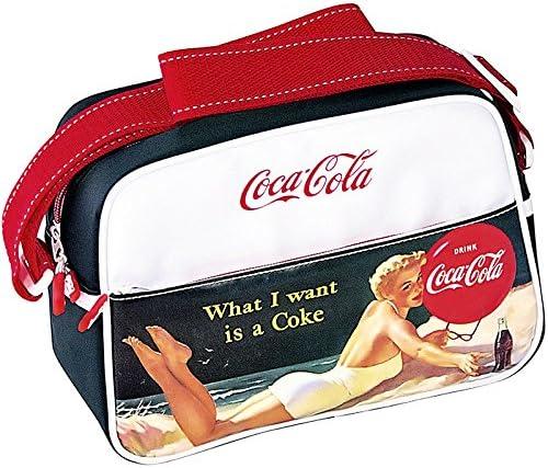 EZetil Bolsa de refrigeración Coca-Cola Vintage 5l, Unisex, Multicolor, Medium: Amazon.es: Deportes y aire libre