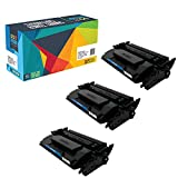 Do It Wiser HP CF226X Compatible Toner for HP LaserJet Pro M402dn M402n M402dw MFP M426fdn MFP M426fdw - 9,000 Pages - 3 pack