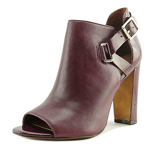 Lauren Boot Burgundy Ankle Lauren Kadence Ralph xAYwS5qYpO