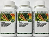 3 Pack Nutrilite Daily Multivitamin Multimineral Dietary Supplement by Nutrilite
