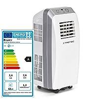 TROTEC Lokales Klimagerät PAC 2600 E mit 2,6 kW (9.000 Btu)