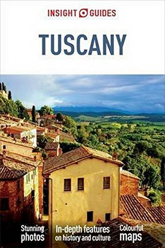 Insight Guides Tuscany (Top Ten Places To Visit In Tuscany Italy)