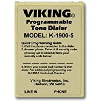 VIKING ELECTRONICS VK-K-1900-5 / Viking Hot Dialer