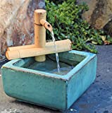Best Indoor Fountains - Bamboo Accents Water Fountain Kit, 7 Inch Adjustable Review