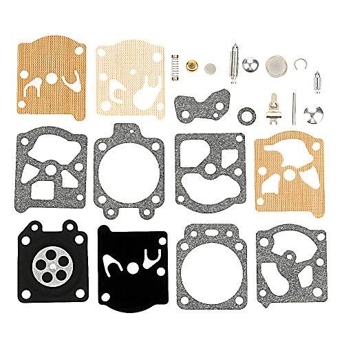 Hilom K20-WAT Carburetor Rebuild Kit for Walbro Carb Echo Ho