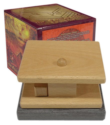 Sacred Myths and Legends Enigmatic Temple Series Puzzle 4