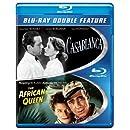 Casablanca (1942) / The African Queen (1951) [Blu-ray]