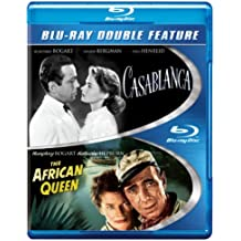 Casablanca (1942) / The African Queen