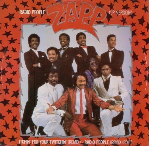 Radio People (12'' Vinyl)
