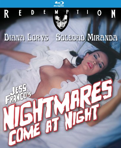 Nightmares Come at Night: Remastered Edition [Blu-ray]