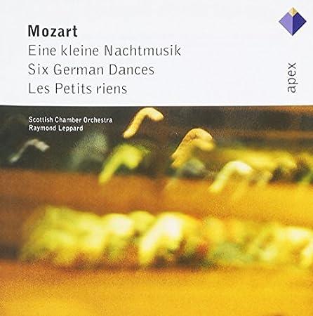 Mozart: Eine kleine Nachtmusik / Six German Dances / Les Petits riens (2003-02-18)
