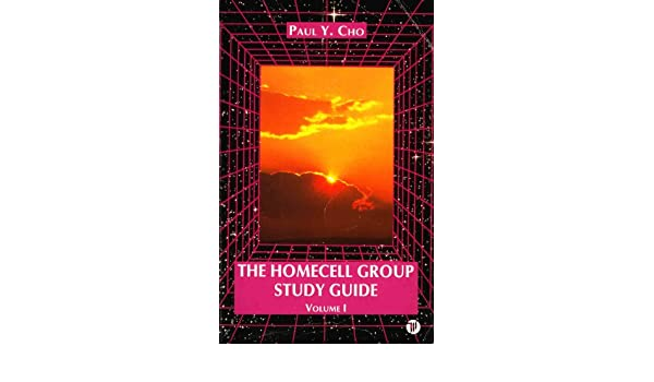 homecell group study guide vol 1 david yonggi cho paul yonggi rh amazon com Cell Organelle Study Guide Cell Biology