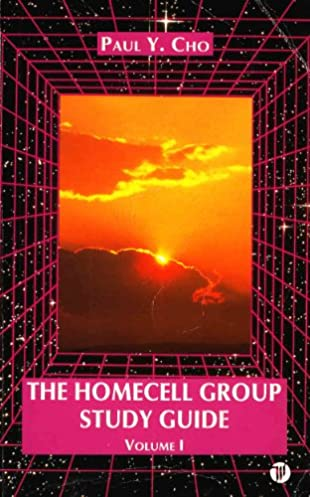 homecell group study guide vol 1 david yonggi cho paul yonggi rh amazon com Cell Test and Answer Key Chapter 3 Cells and Tissues Answer Key