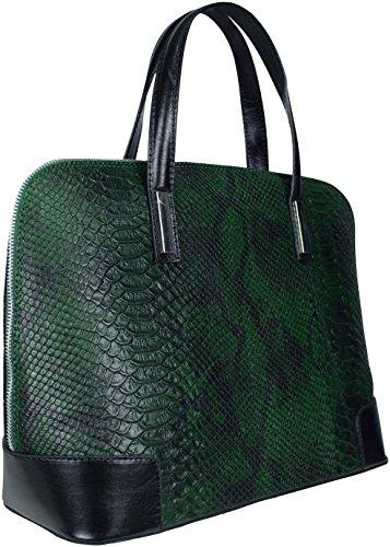Shirin Sehan, Borsa a mano donna Verde Verde scuro
