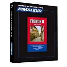 Pimsleur French Level 2 CD: Learn to Speak and Understand French with Pimsleur Language Programs