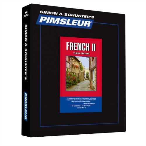 French II : 3rd Edition - Learn French Audio