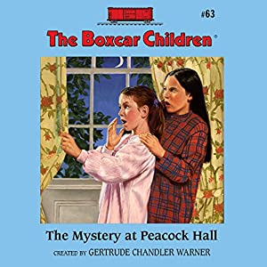 The Mystery at Peacock Hall Audiobook