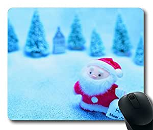 Lovely Christmas Old Man2 2 Cool Comfortable Gaming Mouse Pad