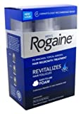 Rogaine Mens Regrowth Foam 5% Unscented