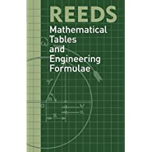 Reeds Mathematical Tables and Eng