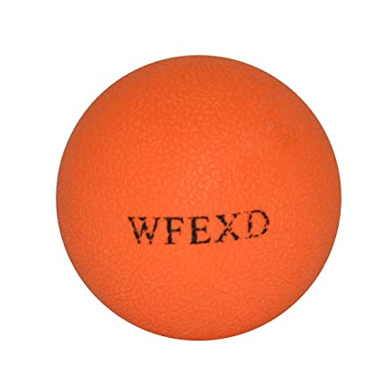 Amazon.com: WFEXD Bolas de masaje Lacrosse para liberación ...