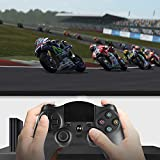 Diswoe PS4 Wireless Controller Bluetooth Gamepad