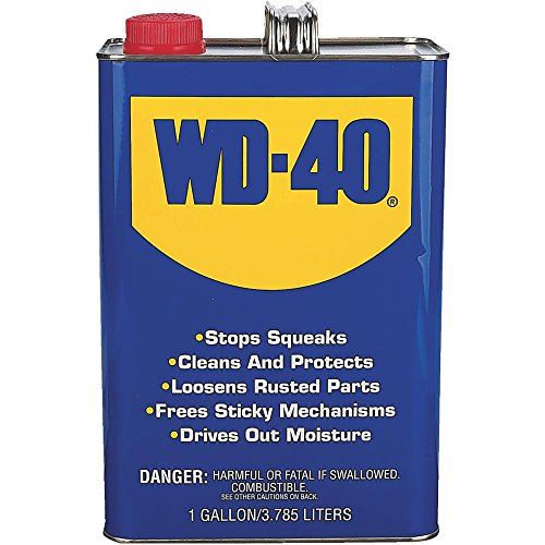 Price comparison product image Wd-40 490118 WD40 GAL Multi Purpose & Master Painter Lubricant - Quantity 4