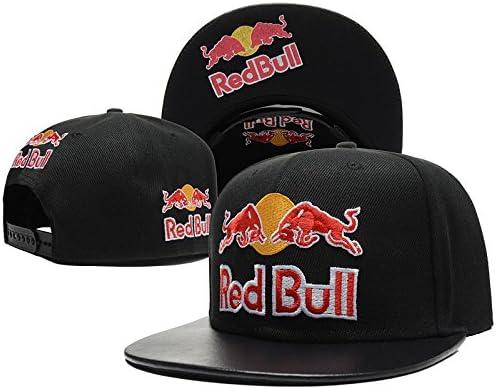 Red-Bull Juego auténtico colección en campo Fitted Cap gorra especial