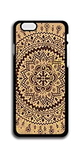 Custom Cover Case with Hard Shell Protection iphone 6 cases for teen girls - vintage tribal circle